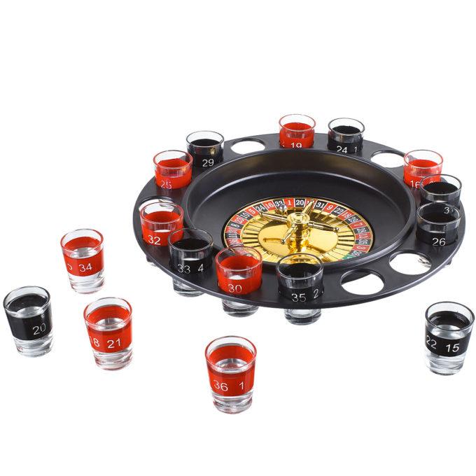 Опияняваща рулетка | Алкохолна игра за напиване | Онлайн магазин за забавни подаръци