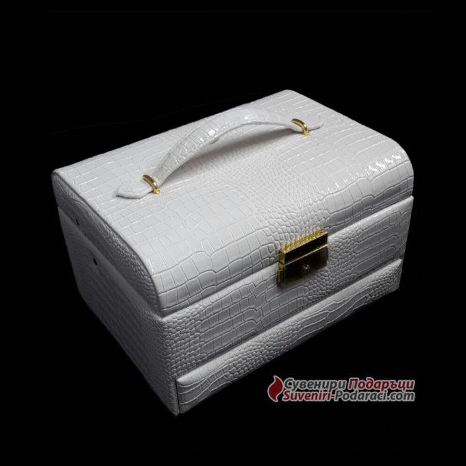 Луксозна бижутерна кутия, подарък за жена