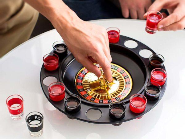 Опияняваща рулетка   Алкохолна игра за напиване   Онлайн магазин за забавни подаръци
