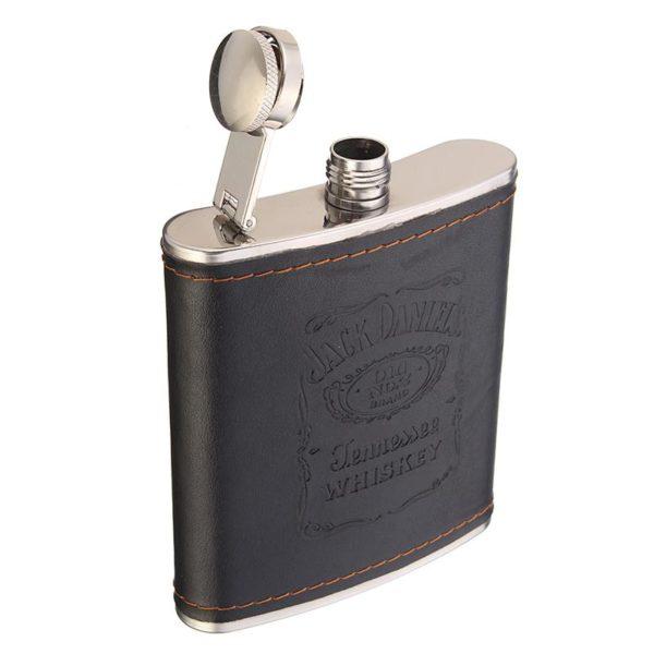 Манерка за алкохол/джобна бутилка Jack Daniels