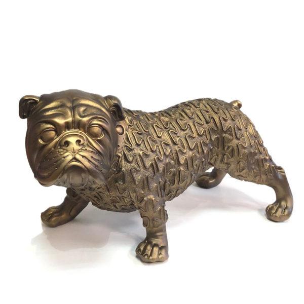 Декоративна статуетка - Куче ''Мопс''