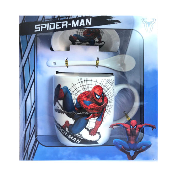 Детска порцеланова чаша SPIDER MAN