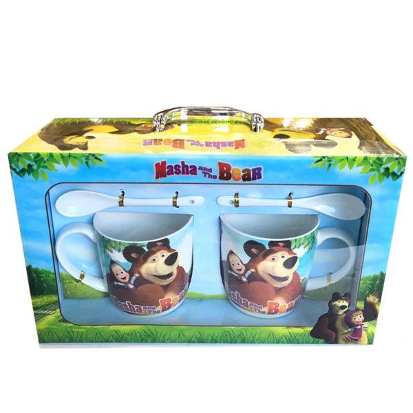 2бр Чаши Маша и мечока